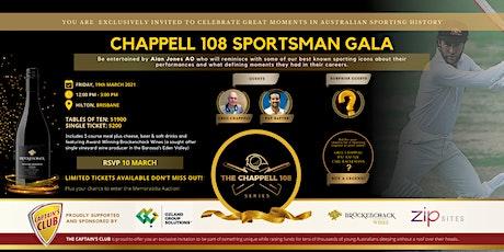 Chappell  108  Sportsman Gala tickets