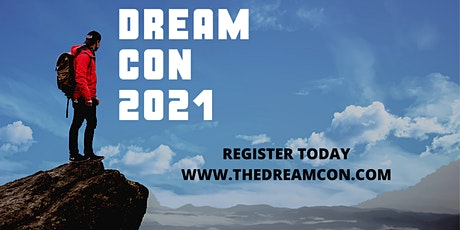DreamCon 2021- Are You a Champion tickets