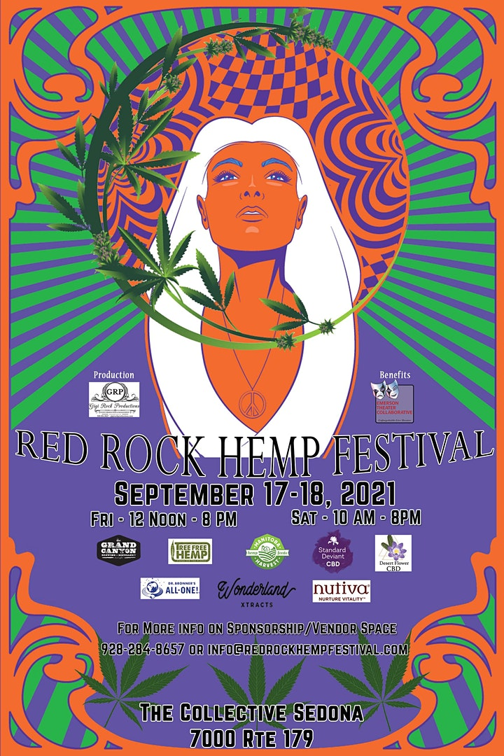 Red Rock Hemp Festival image