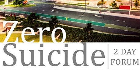 GC Zero Suicide: Lessons Learned in an Acute Mental Health Service tickets