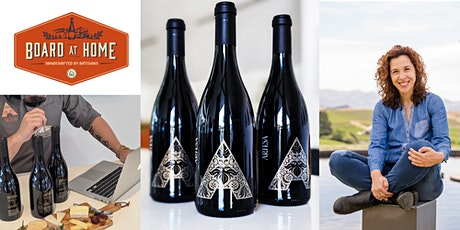 Pinot Noir and Terroir: Virtual Tasting with Winemaker Ana Diogo-Draper tickets