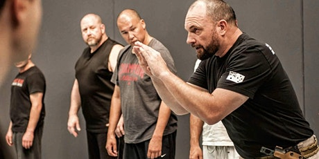 Kinetic Fighting: Self Protection Essentials + Survivability Blueprint tickets