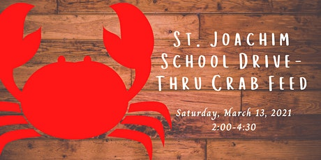 Drive Through Crab Feed 2021 tickets
