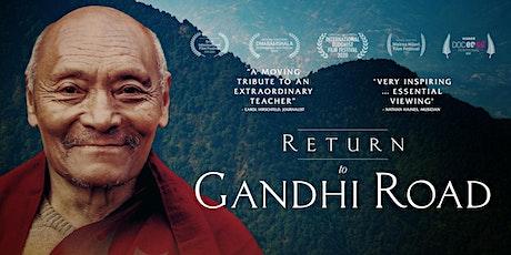 Return to Gandhi Road Special Screening tickets