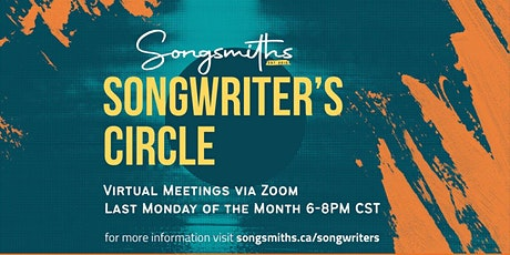 Online Songwriter's Circle tickets