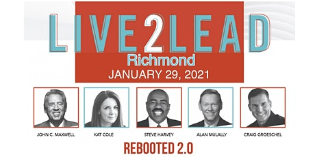 LIVE2LEAD-Richmond Rebooted  2.0 tickets