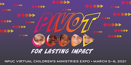North Pacific Union Conference Virtual Children's Ministries Expo ingressos