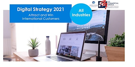 Digital Strategy 2021: Attract and Win International Customers tickets
