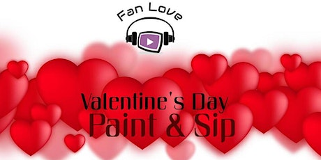 ❤ Valentines Day Paint & Sip Party ❤ tickets
