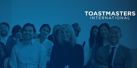 Voices of Change - Toastmasters Meeting tickets