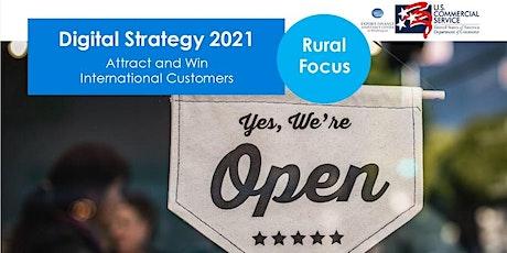 Digital Strategy 2021 – Rural Focus tickets