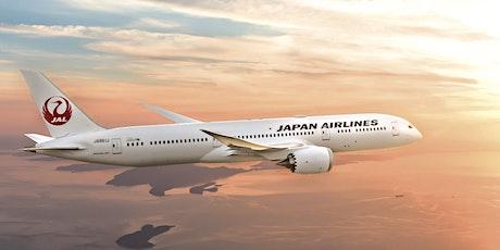 「JALオンライン航空教室」 tickets