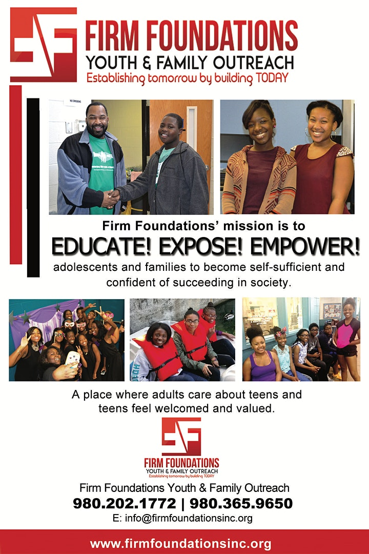 Firm Foundations Teen Programs Interest Meeting image