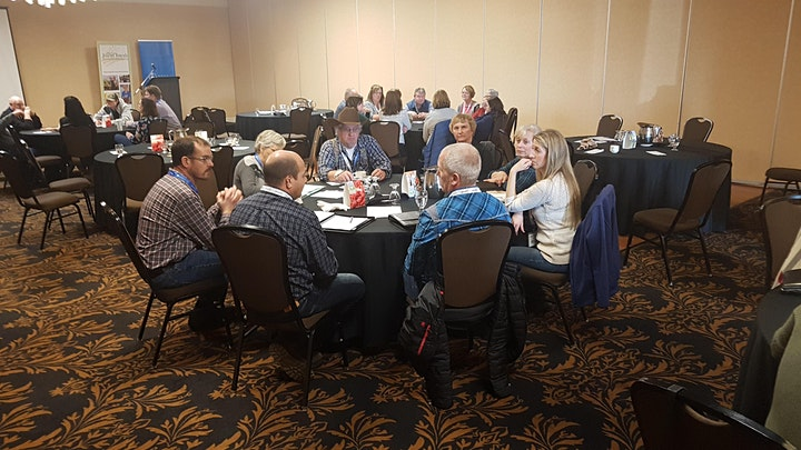 2021 Farm to Market to Table Conference by Webinar image