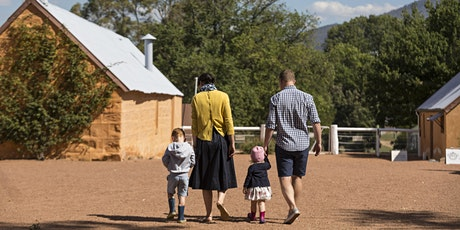 TOUR: HARVEST DAY OUT: Lanyon Historic Precinct Walk tickets