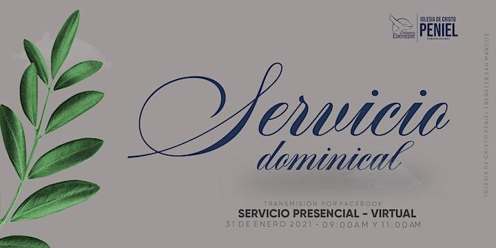 Imagen de Segundo servicio dominical