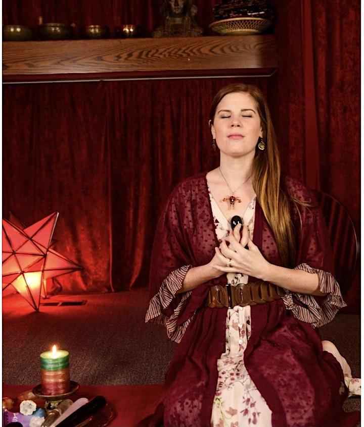 True Womxn Divine Feminine Activation Day Retreat image