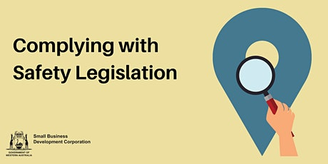 Complying with Safety Legislation tickets