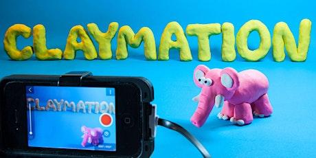 Claymation - Kids Reboot STEAM Club tickets