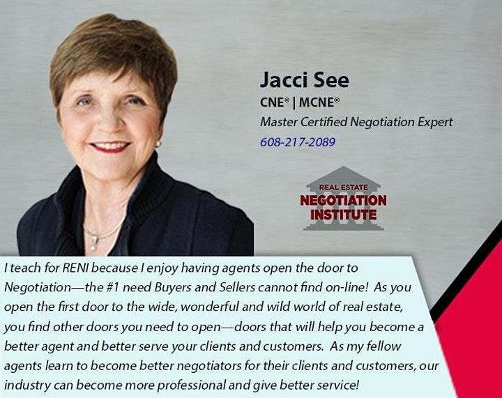 Certified Multiple Offers Expert (CMOE Designation) - Online, WI (See) image