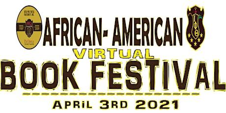 Psi Omega Alumni Chapter African American Virtual Book Fair tickets