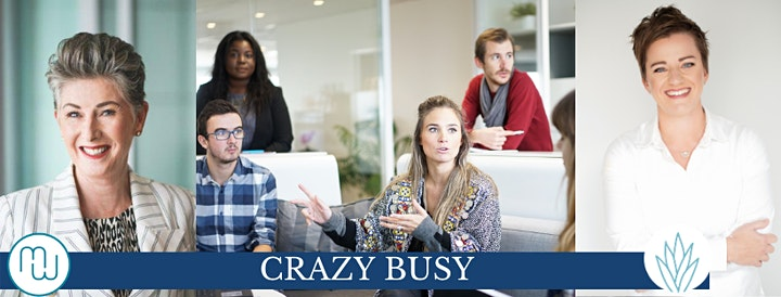 Crazy Busy in Mindful May image