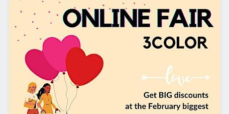 Online Fair 3Color - 1st. Edition 2021 entradas