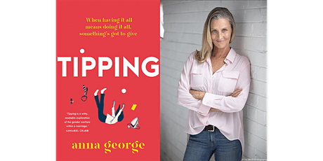 Library online: Anna George presents 'Tipping' tickets