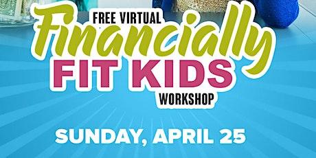 Financially Fit Kidz Virtual Workshop tickets