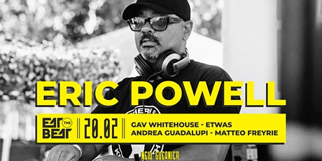 Eat The Beat Presents : ERIC POWELL tickets