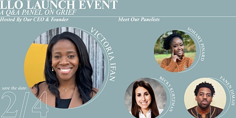 Legacies Live On Launch: A Conversation About Grief tickets