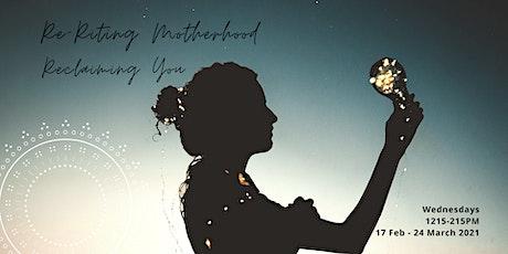 ReRiting Motherhood @ The Wonder Dome, SUNSHINE COAST tickets