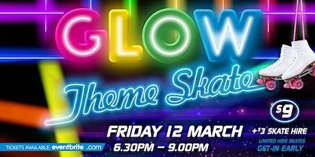 Glow Theme Skate - 12 March 2021 tickets