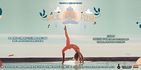 SoulRise - Yoga & Music tickets