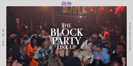 Lets Vibe Presents // RnB Block Party (Round 6) tickets