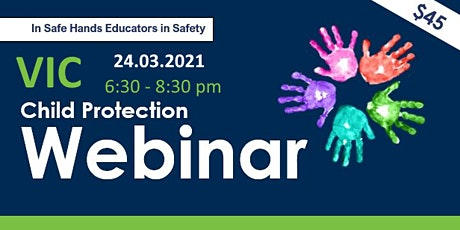 "Child Protection ""Legal & Practical Response to Child Abuse"" Webinar  VIC tickets"