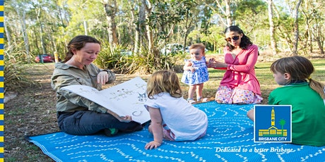 Bush Kindy and  Libraries stories and rhymes tickets