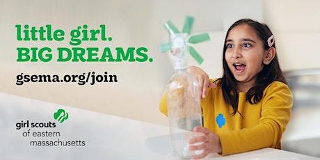 "Girl Scouts ""Try-It"" Meeting: Self-Esteem Valentines (PreK-3rd grade) tickets"