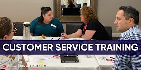 Customer Service Training - For Frontline Staff #2 tickets