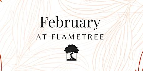 FlameTree Sunday Service - 14th February 2021 tickets