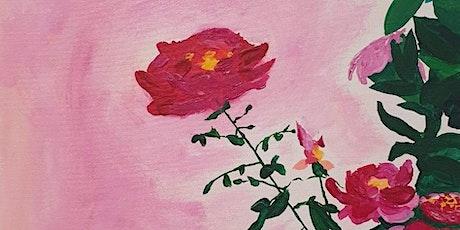 Rose garden tickets