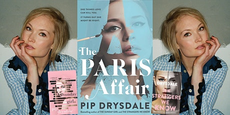 Online FrankTALK with Pip Drysdale tickets