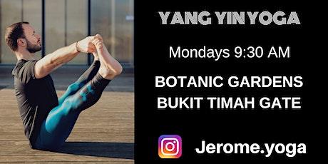 Yang & Yin Yoga tickets