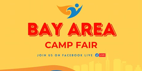 Bay Area Camp Fair - Free Online Event! tickets