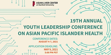 19th Annual Youth Leadership Conference on Asian Pacific Islander Health tickets