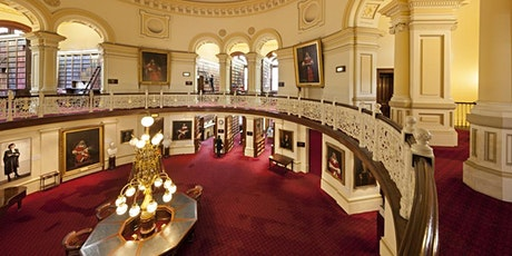 Legal Professional (Virtual) Tour of the Law Library of Victoria tickets