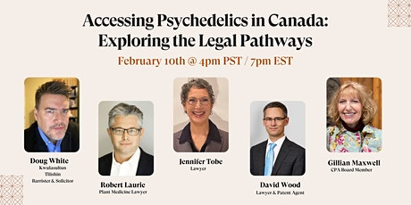 Accessing Psychedelics in Canada: Exploring the Legal Pathways tickets