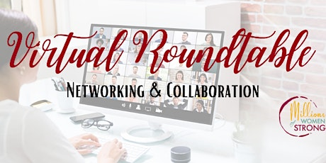 Millions of Women Strong Virtual Roundtable tickets