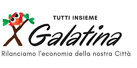 Tutti insieme x Galatina: presentazione progetto biglietti