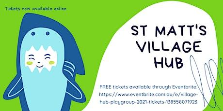 Village Hub Playgroup 2021 tickets